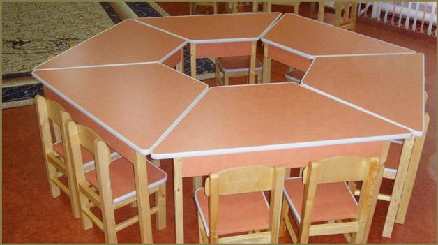 Столы  сад
